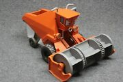 2015 Disney Pixar Cars Chase And Change Frank The Combine Tractor Mattel With Bin