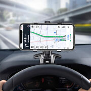 Car Dashboard Mount Cradle Holder Stand Accessories For Mobile Cell Phone Gps