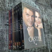 Castle Complete Fox Tv Series 1-8 Dvd 38-disc Brand New And Sealed Ships Now