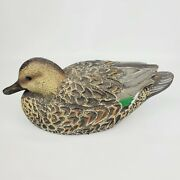 Redhead Reality Series Greenwing Teal Duck Decoy