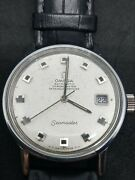 Omega Automatic Chronometer Officially Certified Seamaster Cal 1001