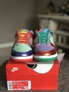 Nike Dunk Low Sunset Pulse Size W 10.5 / M 9