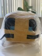 Minecraft Bee Pillow Buddy Plush 24andrdquo Brand New Jumbo Xl Sold Out | Free Shipping