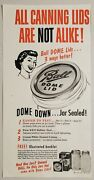 1953 Print Ad Ball Dome Lids And Canning Jars Made In Muncie,indiana