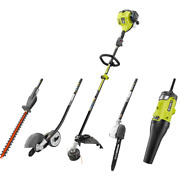 Ryobi String Trimmer 25 Cc 2-cycle Attachment Capable Gas Powered Hand Held