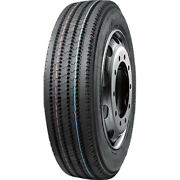 4 Atlas Tire Aw09 275/70r22.5 Load H 16 Ply Steer Commercial