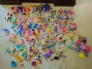 Huge Lot Modern My Little Pony Equestria Figures Dolls Minis Accessories - Y515