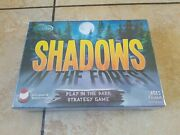 Thinkfun 1052-t Shadows In The Forest Play In The Dark Strategy Game New