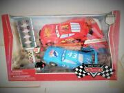 Disney Cars Huge Launcher Racer Set Of With Signal