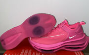 Nike Zoom Double Stacked Womens Running Shoes 12 Pink Blast Cz2909-600 No Lid