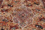 Mint Authentic American Karastan Hunting Pattern 723 Rug Art Carpet 5and0399 X 9and039