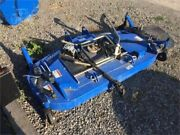 2012 New Holland266gms 66mid Mount Mower Stock 34134
