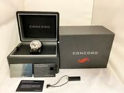 Rare Men's Concord C2 Tsf Turkish Watch Federation 5 Of 44 Automatic Watch