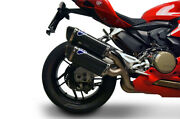 Termignoni Force Stainless/ Carbon Dual Slip-on System Panigale 959