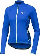 Pearl Izumi Ladies / Womenand039s Select Pursuit Thermal Jersey Dazzling Blue Whirl