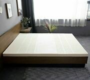 Mattresses Natural Latex High-quality Slow Rebound Tatami W/ 100 Cotton Cover