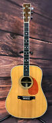 1970s B.c. Rich B28 6-string Acoustic Guitar With Case
