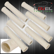 For Lotus 8-piece 1200 Degree Protector Spark Plug Wire Insulation Euro Dtm Slv