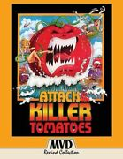 Attack Of The Killer Tomatoes New Bluray