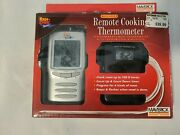 A8 Maverick Remote Cooking Meat Thermometer Bbq Et-72 Redi Chek Transmitter