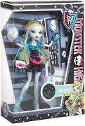 Monster High Ghoul's Night Out Lagoona Blue Daughter Of The Sea Monster