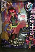Monster High 13 Wishes Howleen Wolf Daughter Of The Werewolf