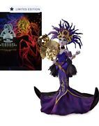 Disney Designer Collection Midnight Masquerade Yzma Doll Le. Only 4500 Made