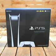 Sony Playstation 5 Digitalandnbspedition Console Ps5 - New - In Hand Fast Shipping ✅
