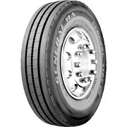 4 New General Ra 285/75r24.5 Load H 16 Ply All Position Commercial Tires