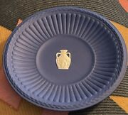 Wedgwood Collector's Edition Mini Plate B.m.w. Buten Museum Of Wedgwood 3 Inch