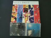 Miles Davis Book The Collected Artwork With 2 Cdandrsquos