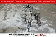 02-05 Subaru Legacy Trans 4.11 With Rear Diff And Shift Link