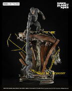 2021 Presell Tsume Hqs Dawn Of The Planet Of The Apes Ape Not Kill Ape Statue
