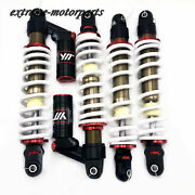 4pc Front Rear Shock Absorber With Air Bag For Cfmoto 800-2x8part Atv Utv New