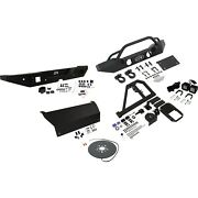 New Set Of 9 Front And Rear For Jeep Wrangler 2018-2021