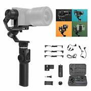 Camera Gimbal Stabilizer For Small Mirrorless/pocket/action Camera/smartphone