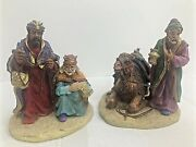 Department 56 Wise Men From The East Heritage Little Town Bethlehem Boxed 59792