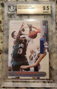 2003 Sports Illustrated Si For Kids 264 Lebron James Hs Rc Bgs 9.5 X4 Quad Rare