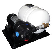 Flojet 02840000a Water Booster System 115v 4.5 Gpm 40 Psi