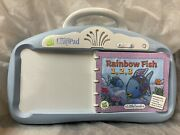 Leap Frog Little Touch Leap Pad Learning System 6 Cartridges W/ Books