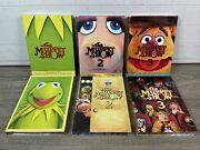Dvd The Muppet Show Seasons 1, 2, 3 Great Condition Super Quick Handling