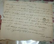 Revolutionary War Letter Mary Dorman Attleboro Ma Looking For Fate Of Uncle 1787