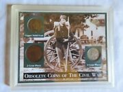 Obsolete Coins Of The Civil War 1cent Copper 1859 To 1864