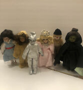 Seymour Mann Wizard Of Oz Doll Storybook Tiny Tots Limited Edition Collection