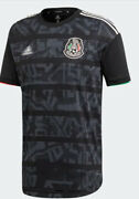 Mexico Jersey Titular National Mexico Team / Black Large