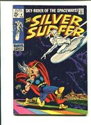 Silver Surfer 4 Thor And Loki App Easily A High Fn+ To Vf Book - Classic Cover