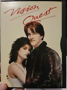 Vision Quest 1985 Dvd Rare Hard To Find Oop Snapcase
