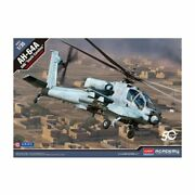 Academy 12129 Ah-64a Ang South Carolina Hapdong Helicopter 135 Scale Kit