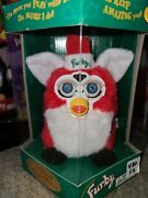 Electronic Furby Special Limited Edition Santa 1999 Christmas Nib Factory Sealed