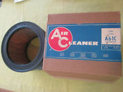 Gm Nos Ac Chevrolet 1957 58 59 283 Fuel Injected Engine Air Filter A61c 1553454